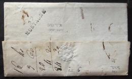 MARQUE à NUMERO           MORTAGNE         ORNE        1802        Indice 6 - 1801-1848: Precursori XIX