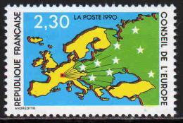 FRANCE : Service N° 104 ** - PRIX FIXE - - Officials