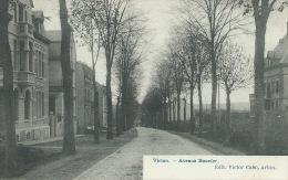 Virton - Avenue Bouvier - Villas - 191?  ( Voir Verso ) - Virton