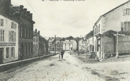 Virton - Faubourg D'Arival - Cycliste - Librairie Raymond ( Voir Verso ) - Virton
