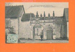 14 SULLY : Vieille Porte De L'ancien Manoir - Environs De Bayeux - France