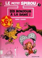 Un Lot De 6 Albums LE PETIT SPIROU  DUPUIS TOME JANRY - Libri, Riviste, Fumetti