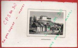 Eaux Fortes - CHATEAUNEUF - 18 Cher - Rauch Del. / Ransonnette Sc. - Prints & Engravings