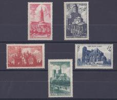 FRANCE.Cathédrales Et Basiliques - Unused Stamps
