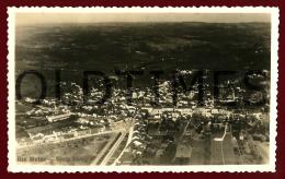 RIO MAIOR - VISTA AEREA - 1940 REAL PHOTO PC - Santarem