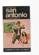 Comisario San Antonio Numero 6: La Muerte Se Viste De Etiqueta - Unclassified
