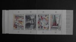 Sweden -  Mi.Nr. 1336-9, Booklet**MNH - 1985 - Look Scan - Markenheftchen