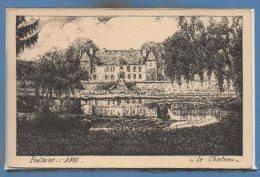 27 -  FONTAINE L´ABBE --  Le Chateau - France