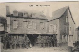 Guer - Hotel Des Trois Pliers - Guer Coetquidan