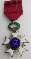 Croix De Chevalier De L'ordre De La Couronne - Belgique