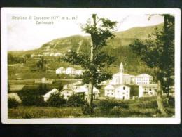 TRENTINO ALTO ADIGE -TRENTO -LAVARONE CARBONARE -F.P. LOTTO N°340 - Trento