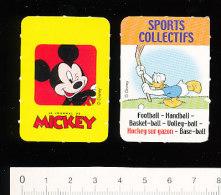 Humour Sport  / Hockey Sur Gazon / Donald -  Disney / IM 126/K-B - Vieux Papiers