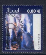 Aland, Yv  Jaar 2005,   Gestempeld, Zie Scan - Ålandinseln
