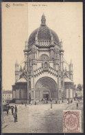 2684. Belgium, 1908, Brussels, Postcard - Panoramische Zichten, Meerdere Zichten
