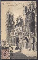 2685. Belgium, 1908, Brussels, Postcard - Panoramische Zichten, Meerdere Zichten