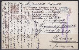 2696. Kingdom Of Serbia, 1915, Censored Postcard - Serbie