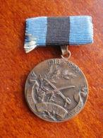 Estland Estonia Estonie 1918-1920 Medal Liberation War Freiheitskrieg Small Ribbon Type - Estland