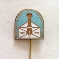 Badge / Pin (Chess) - USSR SSSR CCCP Vilnius International Tournament 1988 - Pin's