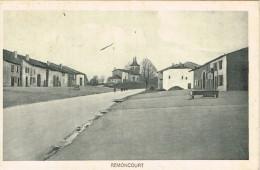 MEURTHE ET MOSELLE 54.REMONCOURT FELDPOST - France