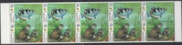 Singapore. Care For Nature. 2000. MNH Complete Booklet.  SCV = 12.00 - Timbres