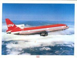 (521) Aviation Airlines -  LTU Airline Tristar L-1011-1 - 1946-....: Moderne
