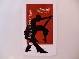 Drink Torrefaction Coffee/Café/Caffe Torrié Portuguese Pocket Calendar 2007 - Calendarios