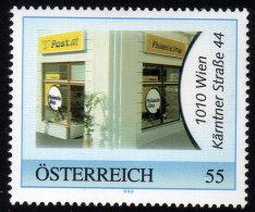 ÖSTERREICH 2006 ** Personalisierte Marke / Philatelie-Shop - MNH - Private Stamps