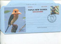 (999) Papua New Guinea Aerogramme - FDC 1990 - Papouasie-Nouvelle-Guinée