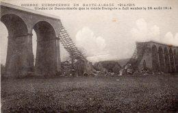 - CPA - 68 - Viaduc De DANNEMARIE - 647 - Dannemarie