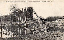 - CPA - 68 - Viaduc De DANNEMARIE - 648 - Dannemarie