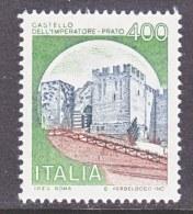 ITALY  1424  **  CASTLE - 6. 1946-.. Republic