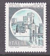 ITALY  1427  **  CASTLE - 6. 1946-.. Republic