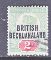 BECHUANALAND  PROTECTORATE  34  (o)  Wmk 30 - Bechuanaland (...-1966)