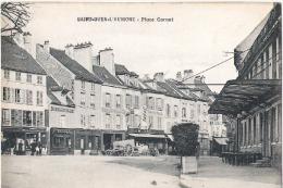 Z Z 651   CP    SAINT OUEN L'AUMONE  PLACE CARNOT - Saint-Ouen-l'Aumône
