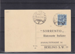 Vatican - Carte Postale De 1929 - Lettres & Documents