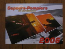 Calendrier Pompier 2006 - Tamaño Grande : 2001-...
