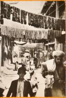 Kaboul (Afghanistan) - La Rue Des Teinturiers (laine) - Photo A. Robillard Dédicacée - Carte N° 2 Non Circulée - Afghanistan