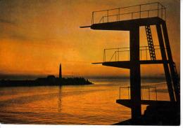 11 Port La Nouvelle N°14 913 Aurore à L´entrée Du Port En 1969 Plongeoir Phare - Port La Nouvelle
