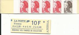 LIB023 - LIBRETTO N° 2378C FRANCIA -LIBERTA´ -1985 - Libretti