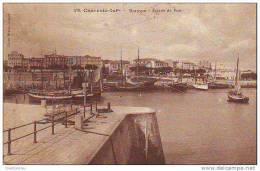 D17  ROYAN  Façade Du Port  ..... - Royan
