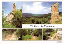 BAERENTHAL 57 - Château De Ramstein - EAC 86 - W-5 - France