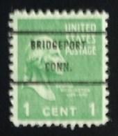Presidential Series 1938 - Stati Uniti