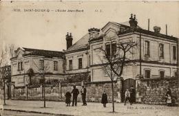 SAINT DIZIER L ECOLE JEAN MACE - Saint Dizier