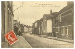 MARCOUSSIS Rare Route De Versailles à L´Etang Neuf (Allorge) Essonne (91) - Other Municipalities