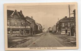 59 - MERVILLE - Les Quatre Chemins - Merville