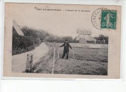 BEC DE MORTAGNE - L'Ecole De La Roussie - Très Bon état - Frankrijk