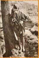 Cachemire Martand - Jeune Paysane En Costume National - Photo A. Robillard Dédicacée - Cartes Postales