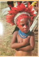 Papouasie Nouvelle-Guinée - Les Enfants Du Monde Entier N°43 - Photo A. Robillard Dédicacée, Carte Non Circulée - Océanie