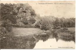 Courcelles-Fremoy - Vue Sur La Rivière Et Les Rochers - France