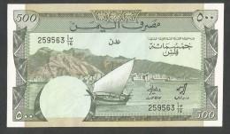 [NC] YEMEN - BANK Of YEMEN - 500 FILS - Yemen